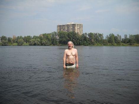 River swim 2