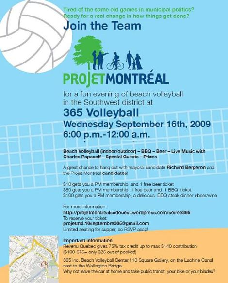 projet montreal