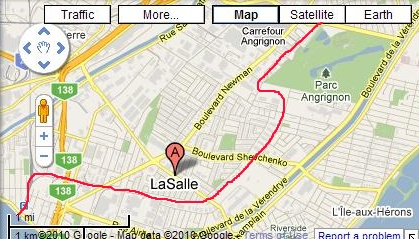 The Lasalle Loop Part One Postarctica