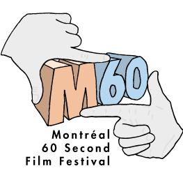 logo60 second film festival
