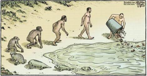 evolution of stupidity