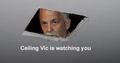 ceiling vic