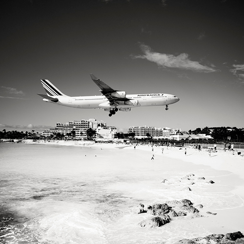 Art,Photography,Jet Airliner, Josef Hoflehner