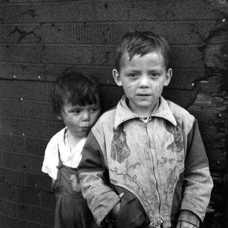 August, 1958, Churchill, Manitoba, Canada