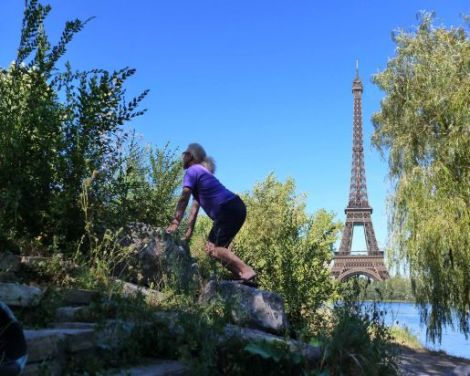 Eiffel Tower Me bbb