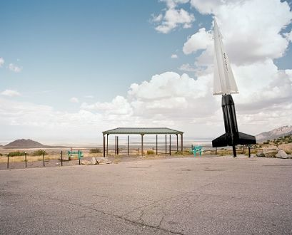 rocket,structure,Rest Stops : Vanishing Relics of the American Roadside - Ryann Ford