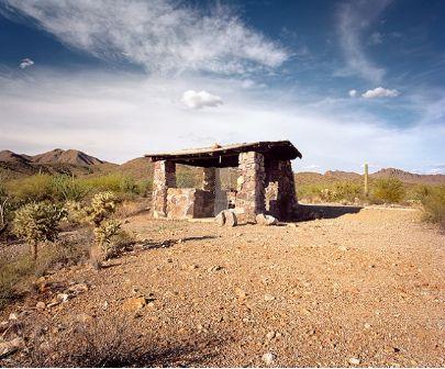 structure,desert,Rest Stops : Vanishing Relics of the American Roadside - Ryann Ford