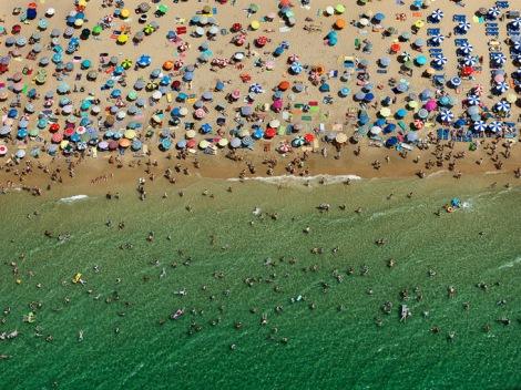 BENIDORM, beach, people,water,Spain