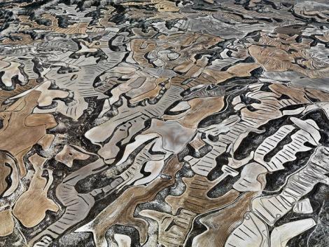 Dryland Farming #2, Photograph,EdwardBurtynsky