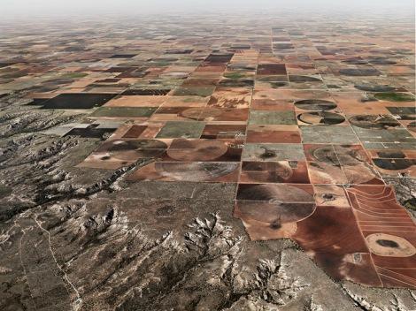 Pivot Irrigation #11 High Plains Texas Pandhandle