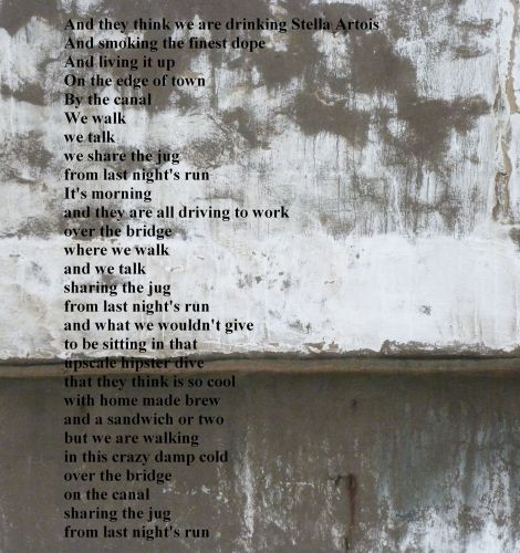Picture and poem by Neath Turcot