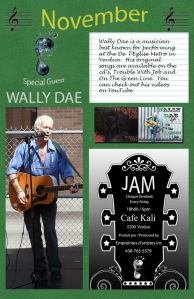 Jam Poster Wally