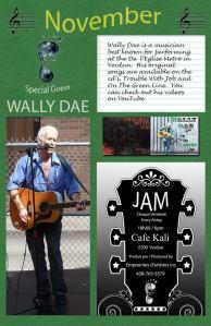 Jam Poster Wally